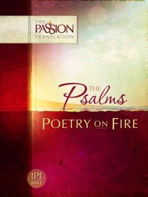 The Passion Translation: Psalms - Poetry on Fire (eBook)  -     By: Brian Simmons