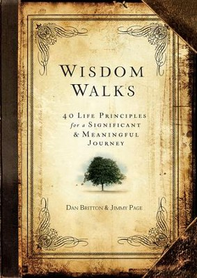 WisdomWalks: 40 Life Principles for a Significant & Meaningful Journey - eBook  -     By: Dan Britton, Jimmy Page