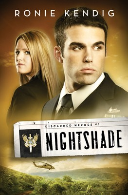 Nightshade - eBook  -     By: Ronie Kendig