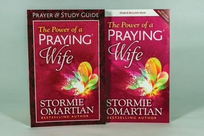 The Power of a Praying Wife Book and Prayer & Study Guide  -     By: Stormie Omartian