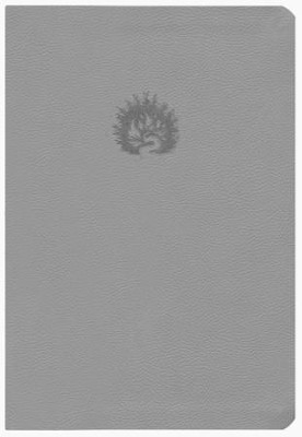 NKJV Reformation Study Bible, 2016 Edition, Light Gray Imitation Leather  -     By: R.C. Sproul