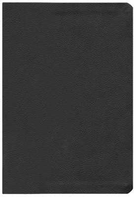 NKJV Reformation Study Bible, 2016 Edition, Black Genuine Leather  -     By: R.C. Sproul