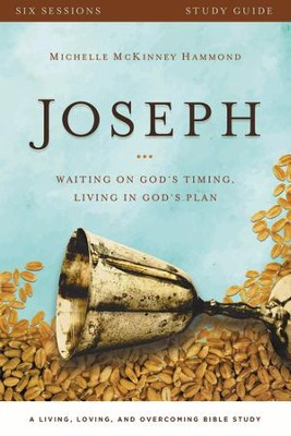Joseph Study Guide: Waiting on God's Timing, Living in God's Plan  -     By: Michelle McKinney Hammond