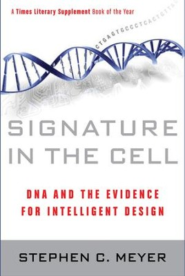 Signature in the Cell - eBook  -     By: Stephen C. Meyer