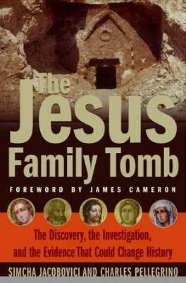 The Jesus Family Tomb - eBook  -     By: Simcha Jacobovici, Charles Pellegrino