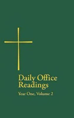 Daily Office Readings Yr.1, Vol.2  -     By: Rev. Terence L. Wilson