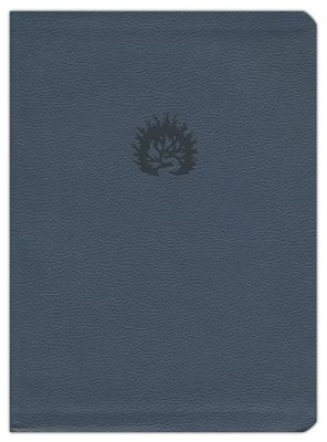 ESV Reformation Study Bible 2015 Edition, Imitation Leather Dark Navy Blue  -     By: R.C. Sproul