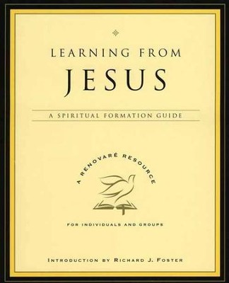 Learning from Jesus - eBook  -     By: Renovare