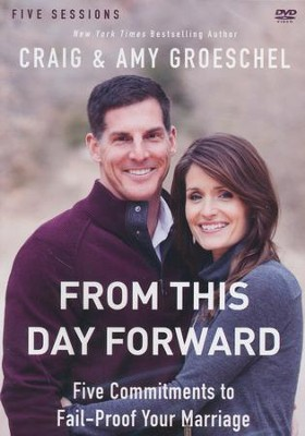 From This Day Forward DVD Only  -     By: Craig Groeschel, Amy Groeschel