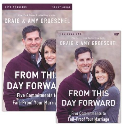 From This Day Forward Study Guide W/DVD  -     By: Craig Groeschel, Amy Groeschel