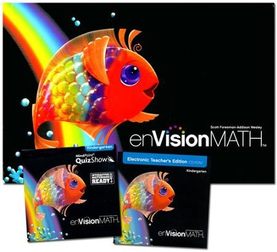 enVision Math Grade K Homeschool Bundle (2011 Edition)   -