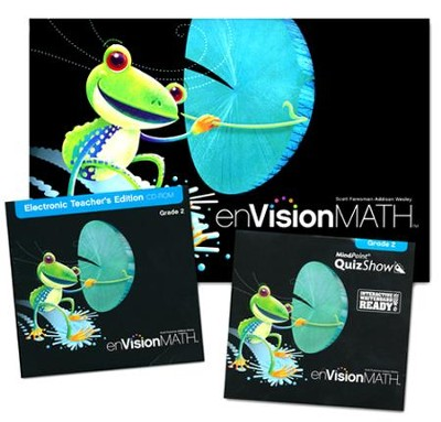 enVision Math Grade 2 Homeschool Bundle (2011 Edition)   -