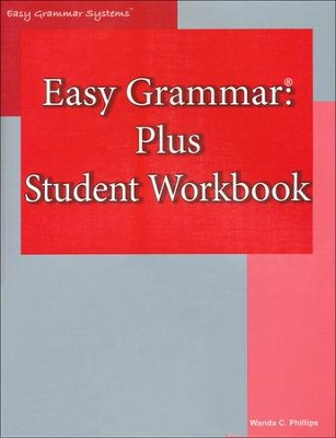 Easy Grammar Plus Workbook   -     By: Wanda Phillips