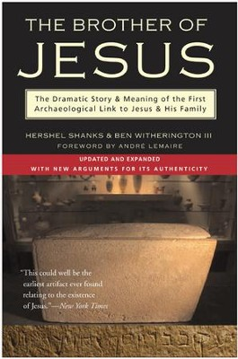 The Brother of Jesus - eBook  -     By: Hershel Shanks