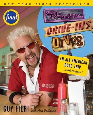 Diners, Drive-ins and Dives - eBook  -     By: Guy Fieri, Ann Volkwein