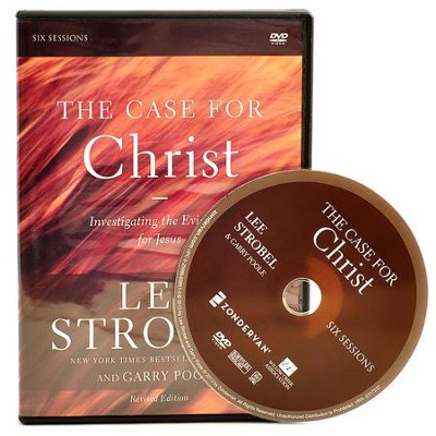 The Case for Christ, DVD Study   -     By: Lee Strobel