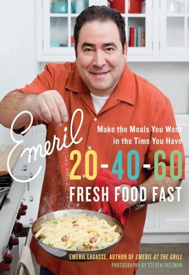 Emeril 20-40-60 - eBook  -     By: Emeril Lagasse