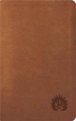 ESV Reformation Study Bible, 2017 Condensed Edition, Soft Leather-look, Light Brown  -     Edited By: R.C. Sproul