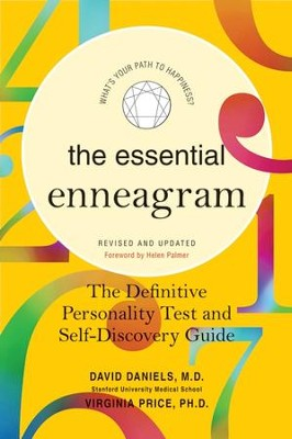 The Essential Enneagram: The Definitive Personality Test and Self-Discovery Guide - Revised & Updated - eBook  -     By: David Daniels, Virginia Price