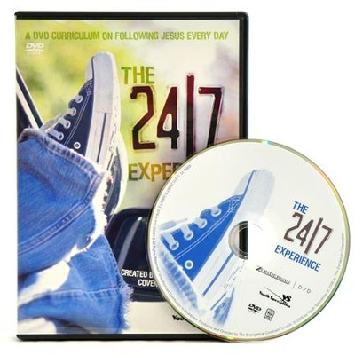 The 24/7 Experience: A DVD Curriculum on Following Jesus Every Day  -
