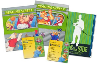 Scott Foresman Reading Street Grade 2 Homeschool Bundle   -