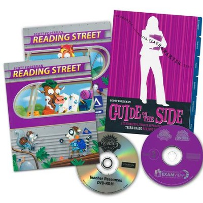 Reading Street Grade 3 Homeschool Bundle   -