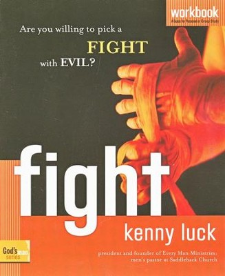 Fight Workbook  -     By: Kenny Luck