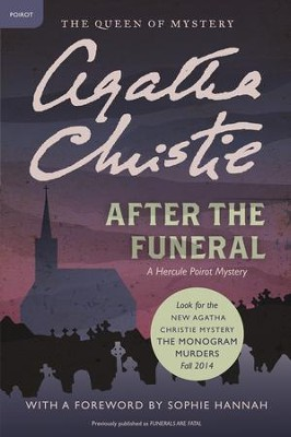 After the Funeral: Hercule Poirot Investigates - eBook  -     By: Agatha Christie