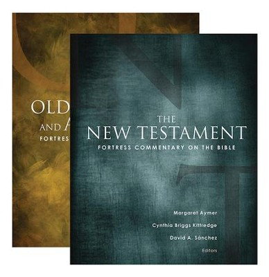 Fortress Commentary on the Bible: Old Testament & Apocrypha and New Testament, 2 Vols  -