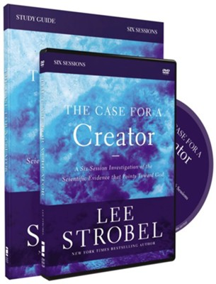 The Case for a Creator, DVD & Study Guide   -     By: Lee Strobel, Garry Poole