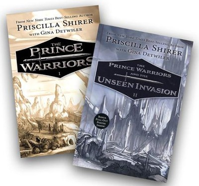 The Prince Warrior Series, Volumes 1 & 2  -     By: Priscilla Shirer, Gina Detwiler