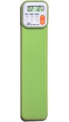Bookmark Timer, Green  -