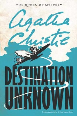 Destination Unknown - eBook  -     By: Agatha Christie