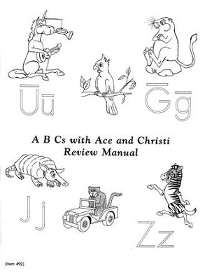 ABCs with Ace and Christi Review Manual   -