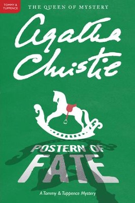 Postern of Fate - eBook  -     By: Agatha Christie
