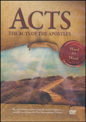 Acts: The Acts of the Apostles, DVD   -
