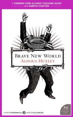 A Teacher's Guide to Brave New World: Common-Core Aligned Teacher Materials and a Sample Chapter - eBook  -     By: Aldous Huxley, Amy Jurskis