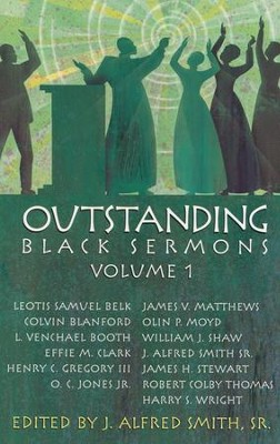 Outstanding Black Sermons  -     Edited By: J. Alfred Smith Sr.     By: J. Alfred Smith