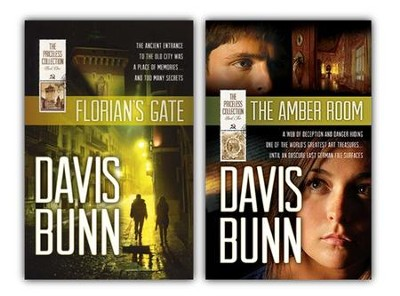 The Priceless Collection Series, Vols 1-2   -     By: Davis Bunn