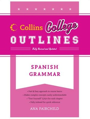 Spanish Grammar - eBook  -     By: Ana Fairchild, Juan Mendez