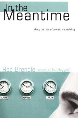 In the Meantime: The Practice of Proactive Waiting  -     By: Rob Brendle