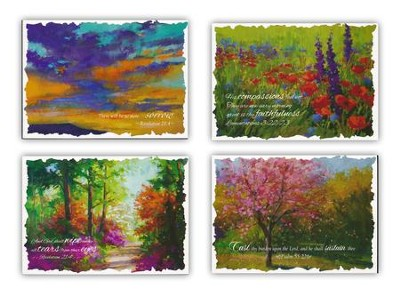 Blessed Mourning, Sympathy Cards, Box of 12  -