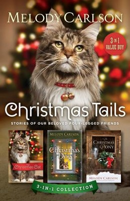Christmas Tails  -     By: Melody Carlson