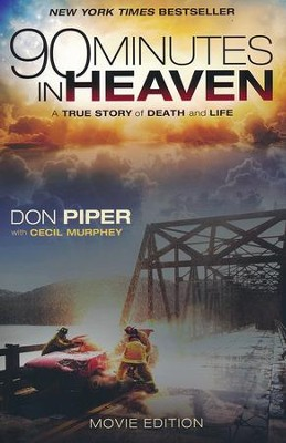 90 Minutes in Heaven, Special Edition   -     By: Don Piper, Cecil Murphy