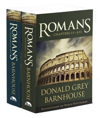 Romans, 2 Volumes
