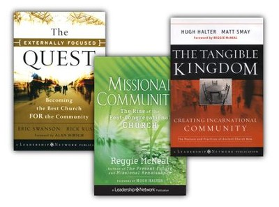 Missional Churches Conference Pack   -