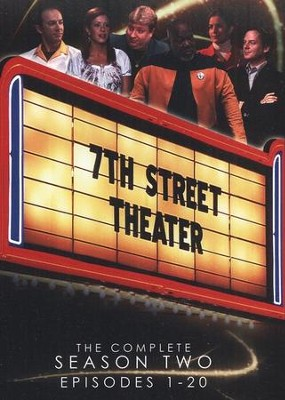 7th Street Theater: The Complete Season Two-Episodes 1.-20  -