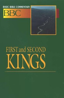 1 & 2 Kings, Basic Bible Commentary Series Volume 6  -     By: Linda Hinton