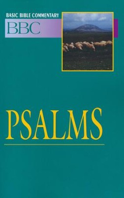 Psalms, Basic Bible Commentary, Volume 10   -     By: David Mobberley