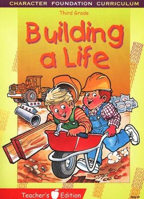 Building a Life--Teacher's Edition   -